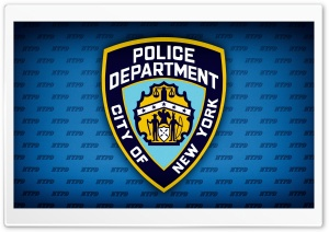 NYPD Ultra HD Wallpaper for 4K UHD Widescreen desktop, tablet & smartphone