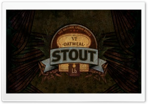 Oatmeal Stout HD Wide Wallpaper for Widescreen