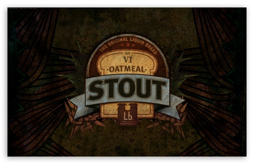 Oatmeal Stout HD wallpaper for Wide 16:10 5:3 Widescreen WHXGA WQXGA WUXGA WXGA WGA ; Mobile 5:3 - WGA ;