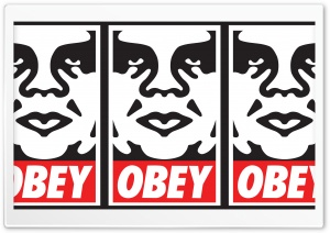 Obey HD Wide Wallpaper for 4K UHD Widescreen desktop & smartphone