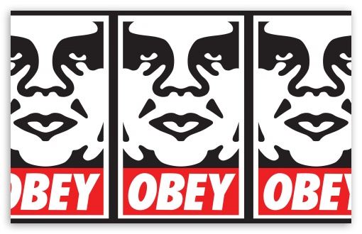 Obey ❤ 4K UHD Wallpaper for Wide 16:10 5:3 Widescreen WHXGA WQXGA WUXGA WXGA WGA ; 4K UHD 16:9 Ultra High Definition 2160p 1440p 1080p 900p 720p ; Mobile 5:3 16:9 - WGA 2160p 1440p 1080p 900p 720p ;