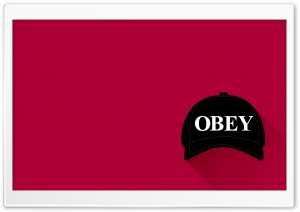Obey HD Wide Wallpaper for Widescreen