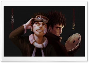 Obito Uchiha HD Wide Wallpaper for Widescreen