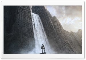 Oblivion 2013 Concept Art HD Wide Wallpaper for Widescreen