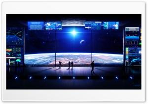 Observation Deck Ultra HD Wallpaper for 4K UHD Widescreen desktop, tablet & smartphone