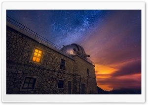 Observatory HD Wide Wallpaper for Widescreen