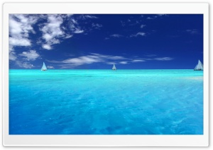 Ocean Background HD Wide Wallpaper for Widescreen