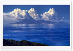 Ocean Blue Ultra HD Wallpaper for 4K UHD Widescreen desktop, tablet & smartphone
