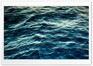 Ocean Surface HD Wide Wallpaper for Widescreen
