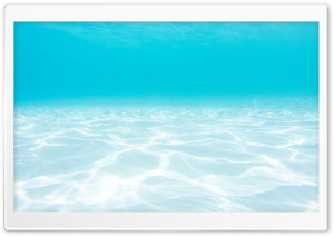 Ocean Underwater HD Wide Wallpaper for Widescreen