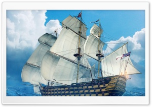Oceanic Voyage HD Wide Wallpaper for Widescreen