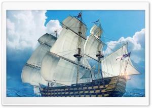 Oceanic Voyage Ultra HD Wallpaper for 4K UHD Widescreen desktop, tablet & smartphone