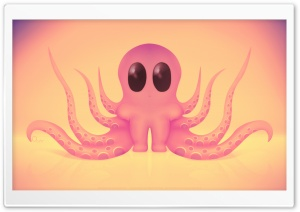 Octo HD Wide Wallpaper for Widescreen