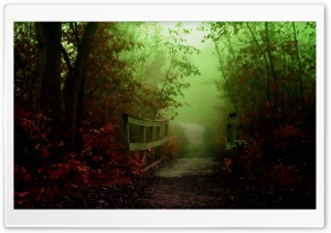 October Morning HD Wide Wallpaper for Widescreen