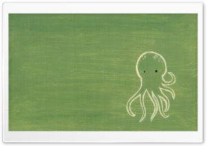 Octopus HD Wide Wallpaper for Widescreen