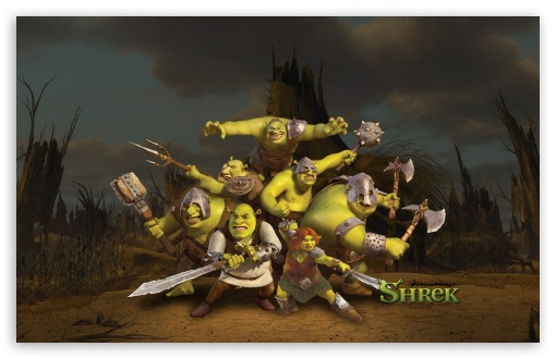 Ogres, Shrek The Final Chapter HD wallpaper for Wide 16:10 5:3 Widescreen WHXGA WQXGA WUXGA WXGA WGA ; HD 16:9 High Definition WQHD QWXGA 1080p 900p 720p QHD nHD ; Standard 4:3 5:4 3:2 Fullscreen UXGA XGA SVGA QSXGA SXGA DVGA HVGA HQVGA devices ( Apple PowerBook G4 iPhone 4 3G 3GS iPod Touch ) ; iPad 1/2/Mini ; Mobile 4:3 5:3 3:2 16:9 5:4 - UXGA XGA SVGA WGA DVGA HVGA HQVGA devices ( Apple PowerBook G4 iPhone 4 3G 3GS iPod Touch ) WQHD QWXGA 1080p 900p 720p QHD nHD QSXGA SXGA ;