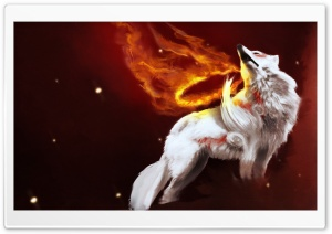 Okami HD Wide Wallpaper for Widescreen