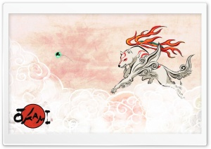 Okami HD Wide Wallpaper for 4K UHD Widescreen desktop & smartphone