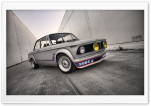 Old BMW HD Wide Wallpaper for Widescreen