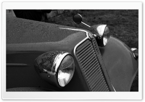 Old Car HD Wide Wallpaper for Widescreen