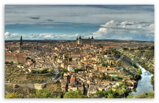 Old city of Toledo, Spain ❤ 4K UHD Wallpaper for Wide 16:10 5:3 Widescreen WHXGA WQXGA WUXGA WXGA WGA ; 4K UHD 16:9 Ultra High Definition 2160p 1440p 1080p 900p 720p ; Standard 4:3 5:4 3:2 Fullscreen UXGA XGA SVGA QSXGA SXGA DVGA HVGA HQVGA ( Apple PowerBook G4 iPhone 4 3G 3GS iPod Touch ) ; Tablet 1:1 ; iPad 1/2/Mini ; Mobile 4:3 5:3 3:2 16:9 5:4 - UXGA XGA SVGA WGA DVGA HVGA HQVGA ( Apple PowerBook G4 iPhone 4 3G 3GS iPod Touch ) 2160p 1440p 1080p 900p 720p QSXGA SXGA ; Dual 16:10 5:3 16:9 4:3 5:4 WHXGA WQXGA WUXGA WXGA WGA 2160p 1440p 1080p 900p 720p UXGA XGA SVGA QSXGA SXGA ;