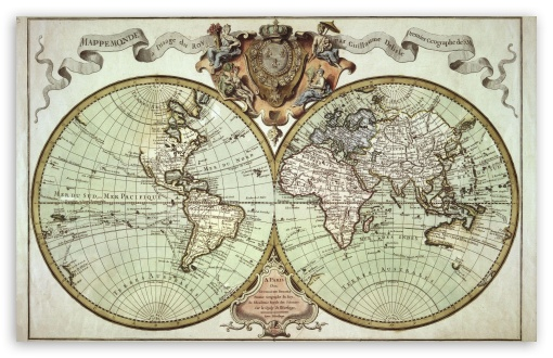 Old Global Map HD wallpaper for Wide 16:10 5:3 Widescreen WHXGA WQXGA WUXGA WXGA WGA ; HD 16:9 High Definition WQHD QWXGA 1080p 900p 720p QHD nHD ; Standard 3:2 Fullscreen DVGA HVGA HQVGA devices ( Apple PowerBook G4 iPhone 4 3G 3GS iPod Touch ) ; Mobile 5:3 3:2 16:9 - WGA DVGA HVGA HQVGA devices ( Apple PowerBook G4 iPhone 4 3G 3GS iPod Touch ) WQHD QWXGA 1080p 900p 720p QHD nHD ;