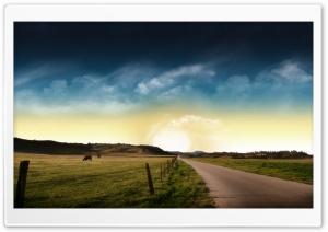 Old Road Ultra HD Wallpaper for 4K UHD Widescreen desktop, tablet & smartphone