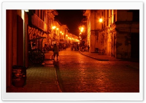 Old Street City HD Wide Wallpaper for 4K UHD Widescreen desktop & smartphone
