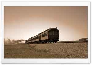 Old Train HD Wide Wallpaper for Widescreen