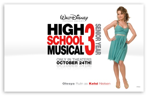 Olesya Rulin As Kelsi Nielsen High School Musical HD wallpaper for Wide 16:10 5:3 Widescreen WHXGA WQXGA WUXGA WXGA WGA ; Standard 4:3 5:4 3:2 Fullscreen UXGA XGA SVGA QSXGA SXGA DVGA HVGA HQVGA devices ( Apple PowerBook G4 iPhone 4 3G 3GS iPod Touch ) ; iPad 1/2/Mini ; Mobile 4:3 5:3 3:2 5:4 - UXGA XGA SVGA WGA DVGA HVGA HQVGA devices ( Apple PowerBook G4 iPhone 4 3G 3GS iPod Touch ) QSXGA SXGA ;
