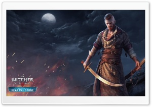 Olgierd The Witcher 3 Wild Hunt HD Wide Wallpaper for Widescreen