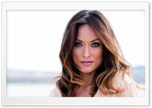 Olivia Wilde HD Wide Wallpaper for Widescreen