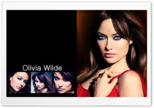 Olivia Wilde Ultra HD Wallpaper for 4K UHD Widescreen desktop, tablet & smartphone