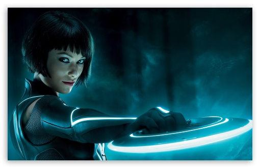 Olivia Wilde In Tron HD wallpaper for Wide 16:10 5:3 Widescreen WHXGA WQXGA WUXGA WXGA WGA ; HD 16:9 High Definition WQHD QWXGA 1080p 900p 720p QHD nHD ; Standard 4:3 5:4 3:2 Fullscreen UXGA XGA SVGA QSXGA SXGA DVGA HVGA HQVGA devices ( Apple PowerBook G4 iPhone 4 3G 3GS iPod Touch ) ; iPad 1/2/Mini ; Mobile 4:3 5:3 3:2 5:4 - UXGA XGA SVGA WGA DVGA HVGA HQVGA devices ( Apple PowerBook G4 iPhone 4 3G 3GS iPod Touch ) QSXGA SXGA ;