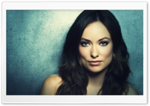 Olivia Wilde Portrait HD Wide Wallpaper for Widescreen