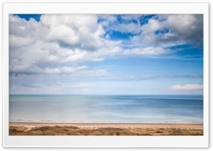 Omaha Beach Today HD Wide Wallpaper for Widescreen