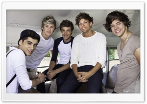 One Direction HD Wide Wallpaper for Widescreen