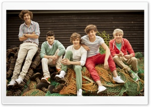 One Direction Band HD Wide Wallpaper for Widescreen