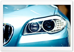 One Eyed Bmw   Detroit, Mi HD Wide Wallpaper for 4K UHD Widescreen desktop & smartphone