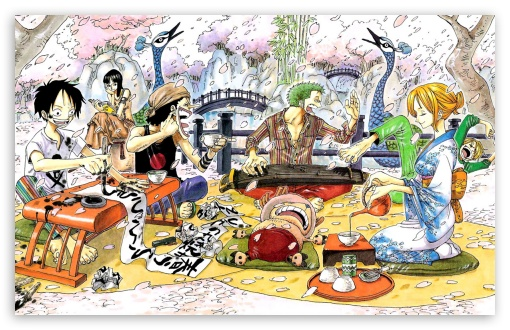 One Piece 4k Hd Desktop Wallpaper For 4k Ultra Hd Tv