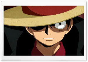 One Piece, Luffy HD Wide Wallpaper for Widescreen