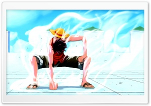 One Piece Luffy HD Wide Wallpaper for Widescreen