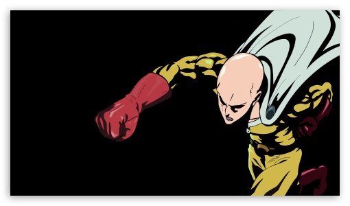 One Punch Man ❤ 4K UHD Wallpaper for 4K UHD 16:9 Ultra High Definition 2160p 1440p 1080p 900p 720p ;