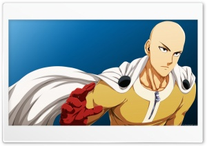 One Punch Man HD Wide Wallpaper for 4K UHD Widescreen desktop & smartphone