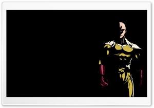 One Punch Man HD Wide Wallpaper for 4K UHD Widescreen desktop & smartphone