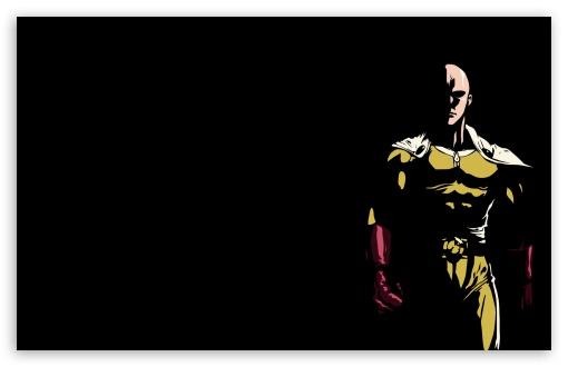 One Punch Man Ultra Hd Desktop Background Wallpaper For 4k