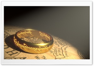One Ring HD Wide Wallpaper for Widescreen