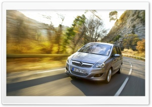 Opel Car 2 HD Wide Wallpaper for Widescreen