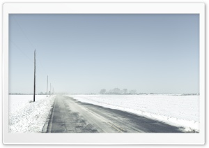 Open Roads HD Wide Wallpaper for Widescreen