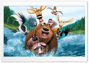 Open Season HD Wide Wallpaper for Widescreen